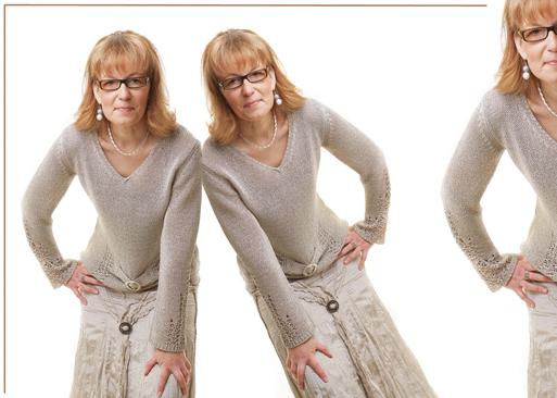 Sonja Hallmann-Groth • Das Foto wurde erstellt von Michael Kiel (Fotografenmeister), siehe Copyright ...
